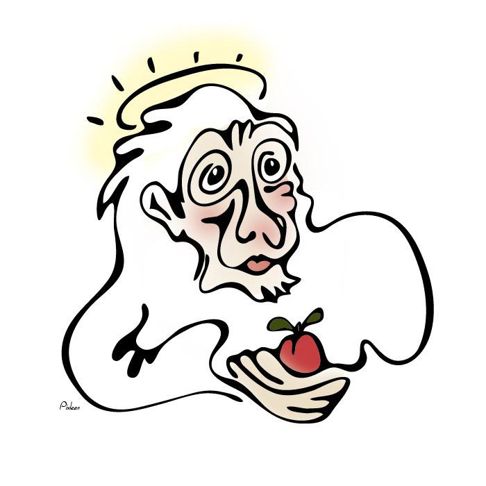 Portrait du Dieu de la gastronomie