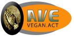 Logo AVE Végan Act Habilitation divine pour dieux et déesses végans